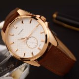 Z356 Merk Uw Eigen Gepersonaliseerd Horloge van het Embleem van de Douane van de Mensen van het Horloge