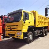 Caliente Venta de HOWO 30 Toneladas 6X4 Camión Volquete para el Transporte
