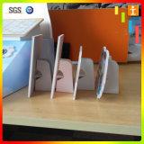 Pubblicità della scheda bianca del PVC di Celuka dello strato dei forex del PVC della scheda del segno