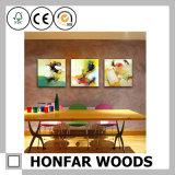 Schilderen van de Decoratie van Frameless het Abstracte voor de Decoratie van de Muur van het Hotel