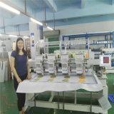 Новая машина вышивки крышки 2017 с рабочей зоной 450*400 as Good as машина вышивки Barudan