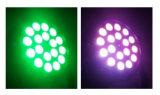 Stan IP65 RGBW 18*10W Stadium beleuchtet LED-NENNWERT