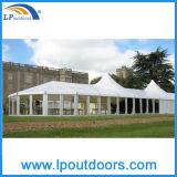Eventi esterni di disegno Charming grandi che Wedding la tenda del partito dell'alto picco della tenda foranea