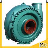 Pompe centrifuge horizontale de gravier de chrome élevé