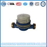 mètres de 1 '' de pouce de gicleur simple d'eau eau en laiton de mètre seuls