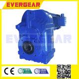 motor de 380V 50Hz con la caja de engranajes helicoidal del eje paralelo