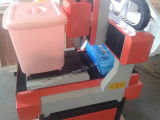 Máquina del ranurador del CNC del tornillo de la bola de 3 ejes mini