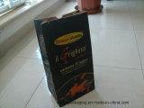 Sac de papier de empaquetage de charbon de bois de BBQ de sac de papier d'emballage de charbon de bois en bois