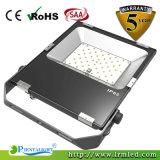 높은 루멘 Osram SMD3030 50W는 옥외 IP65 LED 플러드 빛을 방수 처리한다