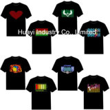 EL EQ Light Up Shirts