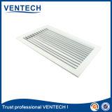 Singola griglia di aria di deviazione di memoria smontabile per uso di ventilazione