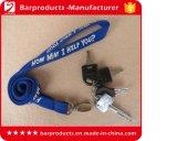 Kundenspezifische preiswerte starke gedruckte Gefäß-Abzuglinien für Schlüssel