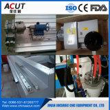 3つの軸線単一の中国水冷却スピンドルAcutからの木製のカッター機械