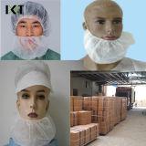 病院または食品工業Kxt-Nbc09のための使い捨て可能なSBPPのひげカバー