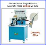Автоматический автомат для резки ярлыка одежды для сплетено или напечатано
