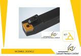 Cutoutil Mcbnr/L 2020k12 para Hardmetal de acero que corresponde con los mangos de maniobra estándar
