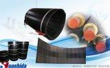 Involucro di fusione del tubo dell'HDPE elettro