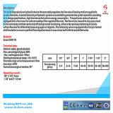 valvola di titanio d'ottone del contatore della lega di 316ss 304ss con l'alta qualità