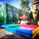 Trasparenza gonfiabile del Rainbow per il gioco LG8092 dell'acqua