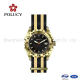 Luxo Custom Design Leather Watch Strap Nato Band 18mm 20mm 22mm