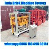 Hand het Bedekken van de nieuwe Technologie Blok die Machine met Uitstekende kwaliteit maken