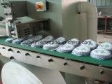 Máquina descartável do Coaster do papel de tecido do equipamento do copo de papel