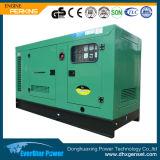 Kleines erzeugungs-Generator-Set der Motor-Energien-80kw 100kVA Dieselfestlegen