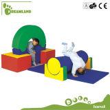 Игра оптовых детей коммерчески смешная мягкая ягнится крытое мягкое оборудование игры