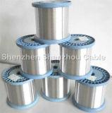 Fio de alumínio folheado do cobre do fio de Ccaw CCA do fio da liga de cobre