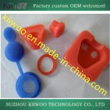 RubberDelen van het Silicone van de Kleur van de douane de Speciale