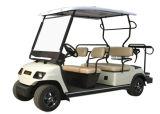Batterie-Energie 4 Sitzer-elektrischer Verein-Auto-Golf-Auto
