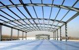 아크 지붕 강철 구조물 헛간