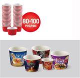 Máquina del tazón de fuente de papel para el alimento