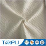 Органическим ткань связанная тюфяком 280GSM хлопка St-Tp013