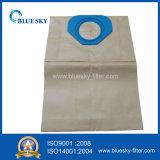 Bolsa de papel de Brown para el bolso de polvo del aspirador de Nilfisk GM80