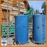 Mixta Reciclaje de Aceite Usado de combustible diesel equipo de destilación