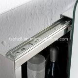 Verlaten de Toebehoren van de badkamers of het Kabinet van de Spiegel van de Juiste Deur (7008)