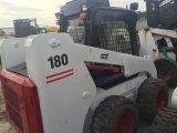 ¡Cargador usado del buey del patín del lince S180 para la venta! Lince S130/S300/S250/S185