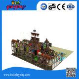 Juego de interior del juego de niños del patio del nuevo diseño/Playgound preescolar para los cabritos