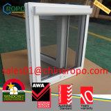 Veka 독일 UPVC Windows, 이중 유리로 끼워진 여닫이 창 Windows