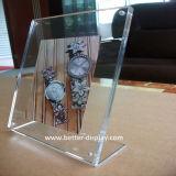 Het acryl Frame van de Muur van het Glas van het Kristal Organische (btr-U2001)