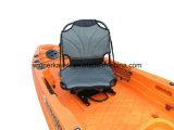 360 Rotat Non-gonflable Tout-Puissant Kayak de pêche