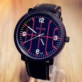 323 Yazoleの男女兼用の防水方法スポーツの腕時計の人のための大きい箱の腕時計