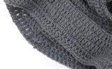 新しい方法すばらしくおかしいデザインによって編まれる帽子Cap/100%アクリルのKintの帽子