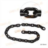 En818 G80 50mm ha galvanizzato le catene di sollevamento Chain inossidabili