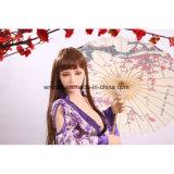 Zoet Japans Doll van de Liefde met het Skelet van het Metaal