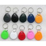 Identification bon marché Keyfob (SD2) de proximité de contrôle d'accès d'IDENTIFICATION RF de 125kHz Tk4100