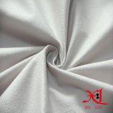 Чисто белая ткань замши полиэфира для одежды/платья женщин