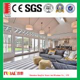 Moderne Desing Aluminiumtür mit Ce/ISO Bescheinigung