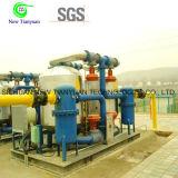 安全な低圧の天燃ガスの脱水の単位